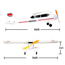 "38"" Wingspan Hobby 4CH RC Cessna 747 Plane"