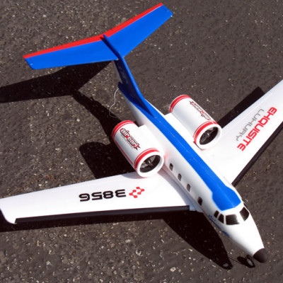 "29.5"" Wingspan Air Earl Passanger Air Plane 2CH RC Jet"