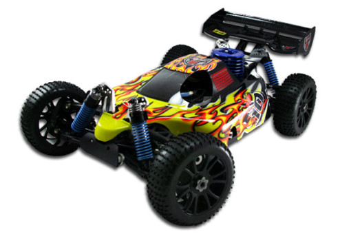1:10 4WD Off-Road Buggy RED