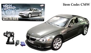 1:10 BMW 645CI High Performance RC Car BLACK