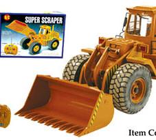 "20"" Scepter RC Construction Truck"