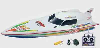 """29"""" EP racing boat"""