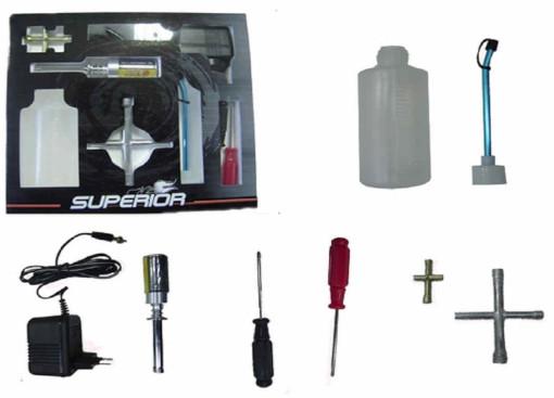Nitro Starter Kit  1