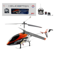 "26"" 3 Channel Outdoor Volitation Metal Helicopter w/ Built in Gyro"