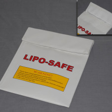 Lipo Safe Guard Battery Charging or Storage Bag