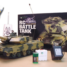 "16"" 1:24 German Leopard RC Tank"