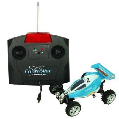 """4"""" 1:52 scale Mini RC Kart MC21 RED"""