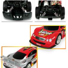 """17"""" Mercedes Benz Sport RC Racing Car 1:10 MT4D RED"""