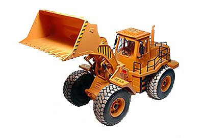 "20"" Scepter RC Construction Truck"