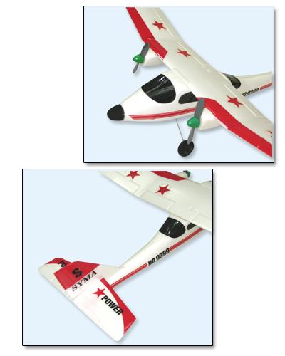Rc Airplanes At Walmart: Zeta Sky Observer Sky Lark 2m