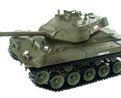1:16 US M41A3 w/ Smoke & Sound RC Battle Tank