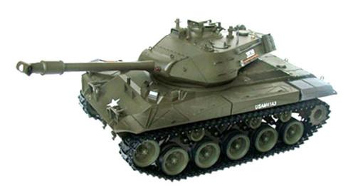 1:16 US M41A3 w/ Smoke & Sound RC Battle Tank 1