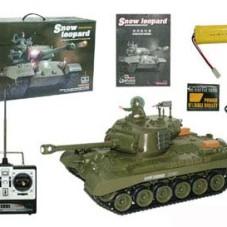 1:16 RC Snow Leopard Battle Tank