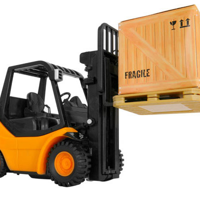 "8"" 6 Functions RC Mini Forklift"