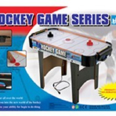 "Air Hockey 24"" X 48"" with 30"" legs"