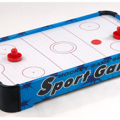 "Air Hockey Table 27"" X 15"" X 4"""