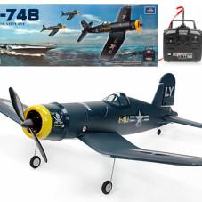 "33"" Wingspan 4CH TW-748 F4U Pirate Airplane"
