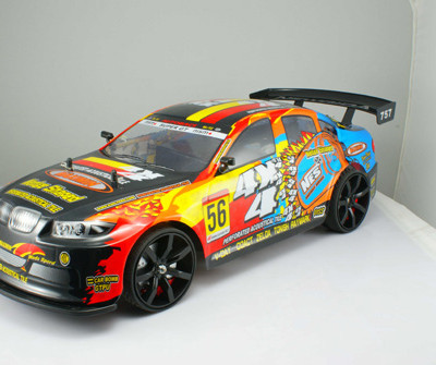 1/10 scale 4WD Drift RC Racing Car Type A